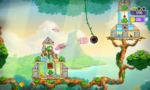 Angry Birds Slingshot Stella Screenshot 28