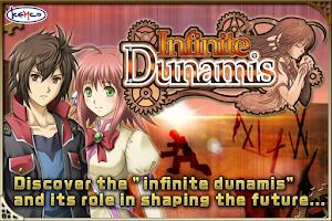 Screenshot of RPG Infinite Dunamis - KEMCO