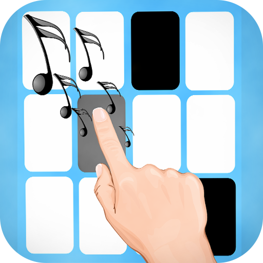 Piano Tiled - Tap black tiles LOGO-APP點子