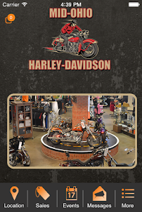 Mid-Ohio Harley-Davidson- screenshot thumbnail