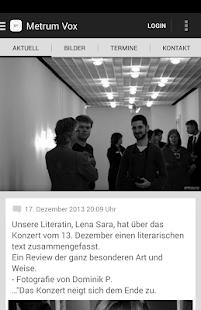 Metrum Vox - screenshot thumbnail