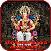 Shri Ganesha And 3D Temple