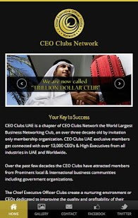 CEO Clubs- screenshot thumbnail