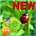 Ladybird Theme for GO SMS Pro icon