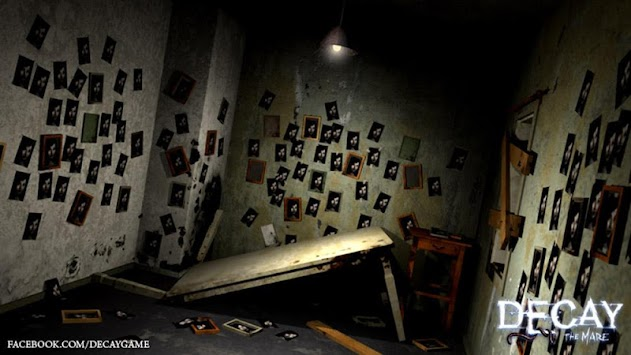 Decay: The Mare apk screenshot