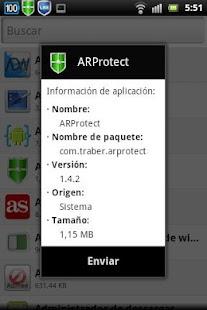 Bluetooth App Sender- screenshot thumbnail