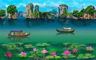 Screenshot of Cheerful Boats