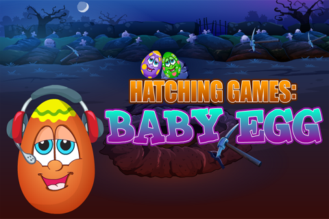Hatching Games : Baby Egg