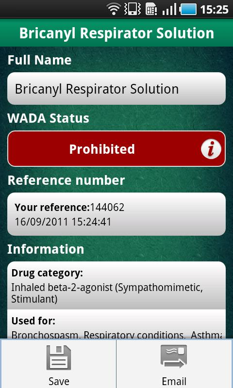 Medication Checker- screenshot