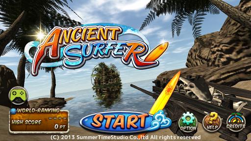 【免費體育競技App】Ancient Surfer-APP點子
