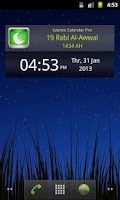 Screenshot of Islamic Calendar (Hijri) Pro