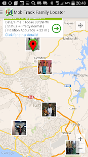 MobiTrack Family GPS - screenshot thumbnail
