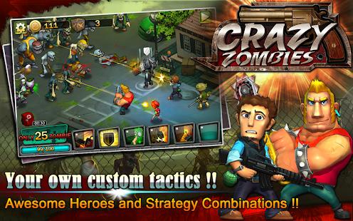 Crazy Zombies - screenshot thumbnail