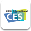 Official 2013 CES Mobile App icon