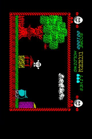 ZXdroid - ZX Spectrum emulator- screenshot