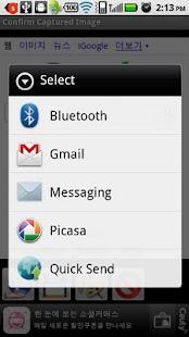 Capture Browser- screenshot thumbnail