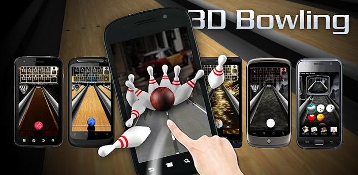 Боулинг 3D скачать на андроид