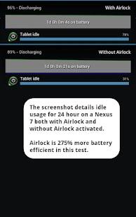 Airlock - Battery Saver- screenshot thumbnail