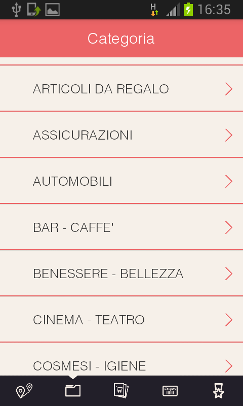 Placard - screenshot