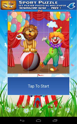 玩免費解謎APP 下載サーカスの漫画のジグソーパズル app不用錢 硬是要APP