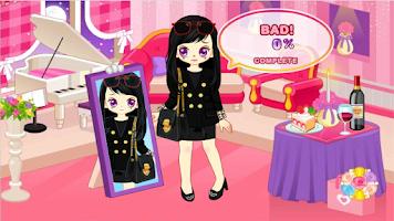 Screenshot of Judy's Luxury Dress Look-Girls