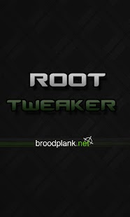 Root Tweaker - screenshot thumbnail