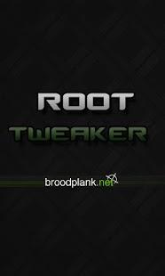 Root Tweaker - screenshot thumbnail