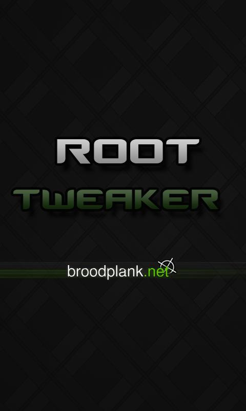 Root Tweaker- screenshot