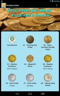 Priceless Coins