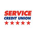 Service CU Mobile Banking logo