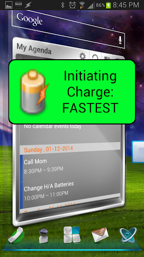 Faster Battery Charge FREE  screenshots 5