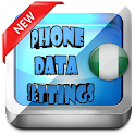 Nigeria Phone Data Settings icon