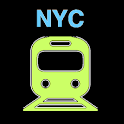 NYC Subway Time icon