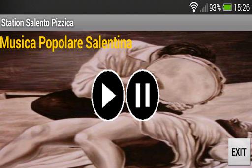 Radio Pizzica  screenshots 2