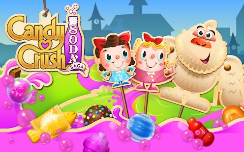 Candy Crush Soda Saga Screenshot 23
