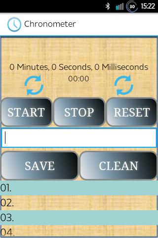 【免費工具App】Chronometer-APP點子