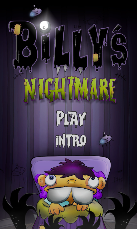 Billy's Nightmare HD - screenshot