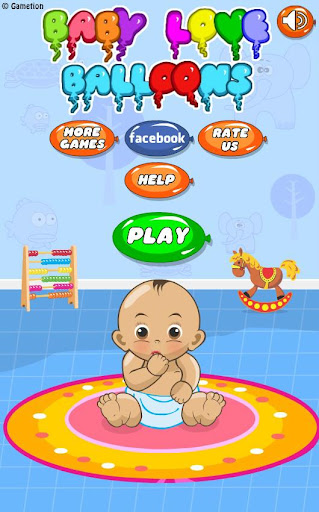 Baby Love Balloons HD