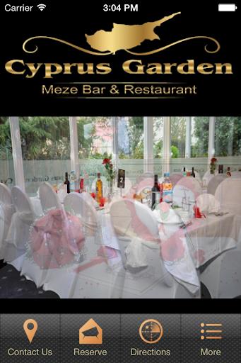 Cyprus Garden