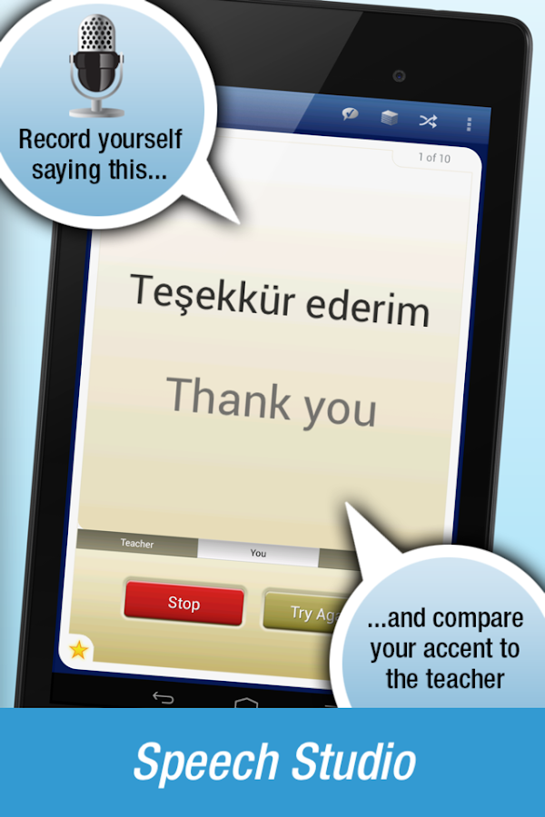 FREE Turkish by Nemo- screenshot