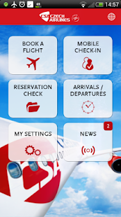 Czech Airlines - screenshot thumbnail