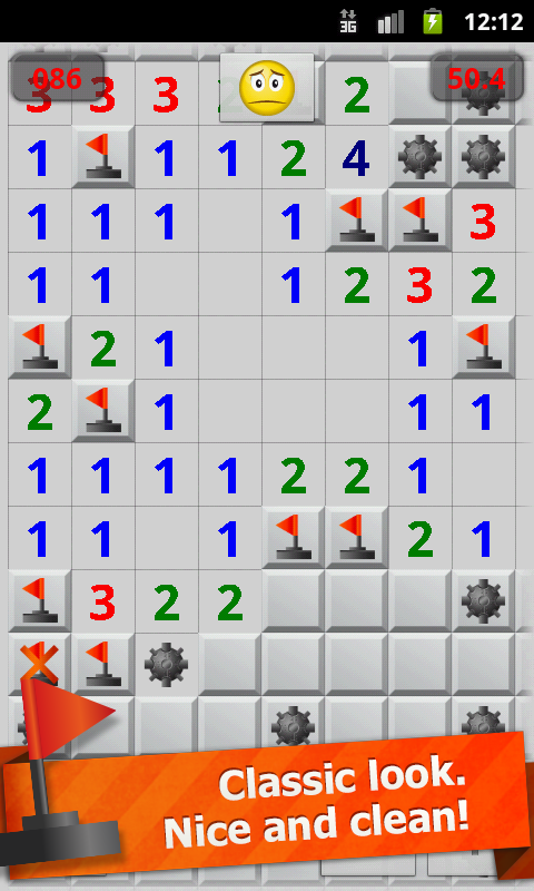 Minesweeper Classic (Mines) - screenshot