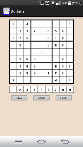 Sudoku ad free