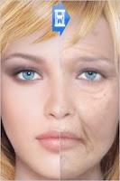 Screenshot of HourFace: 3D Aging Photo