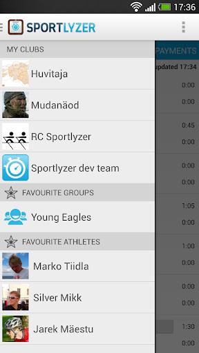 Sportlyzer Coach App
