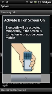 My Bluetooth Handsfree Demo- screenshot thumbnail