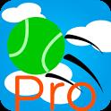 Tennis Tumble Donate icon