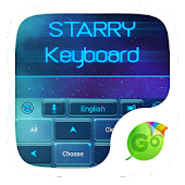 Starry GO Keyboard Theme