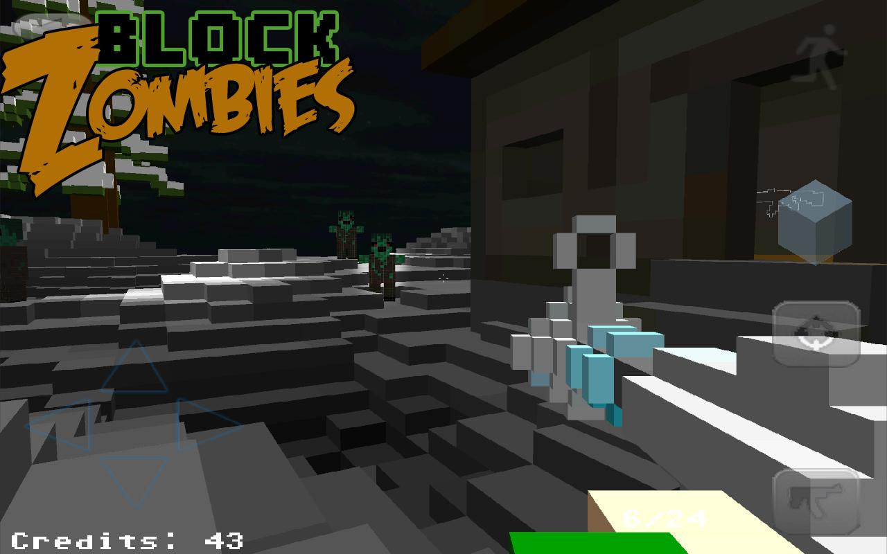 Block Warfare: Zombies - screenshot