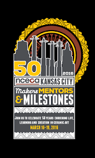 NCECA Events App - screenshot thumbnail